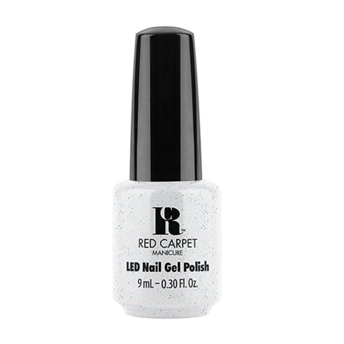 チェリーカセット眠りRed Carpet Manicure - LED Nail Gel Polish - Sugar Mama - 0.3oz / 9ml