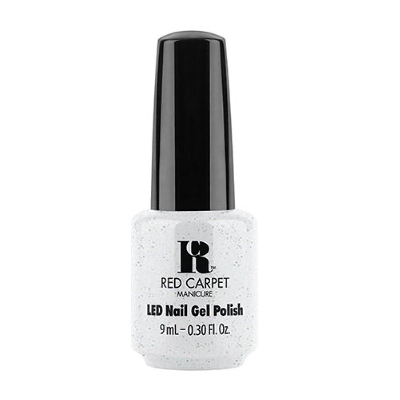 数学者好戦的なレジデンスRed Carpet Manicure - LED Nail Gel Polish - Sugar Mama - 0.3oz / 9ml