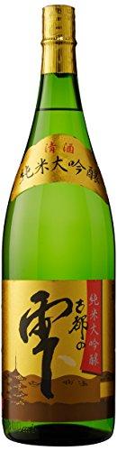 純米大吟醸 古都の雫 1.8L