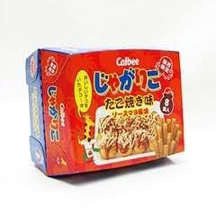 関西限定 じゃがりこ たこ焼き【ソースマヨ風味】