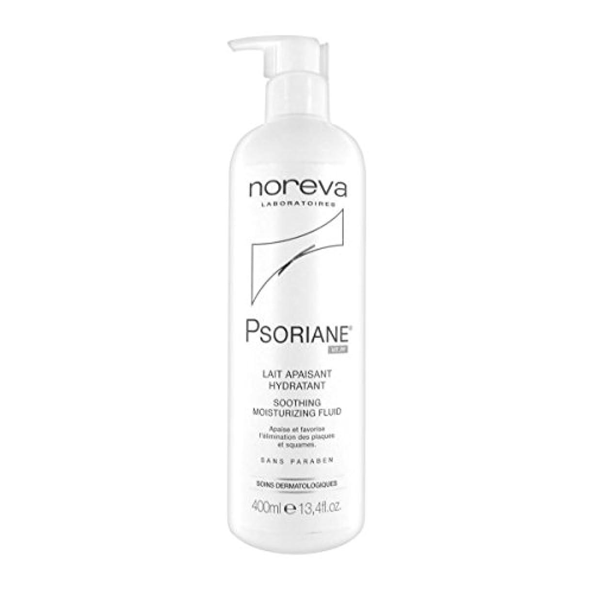 Noreva Psoriane Soothing Moisturizing Fluid 400ml [並行輸入品]