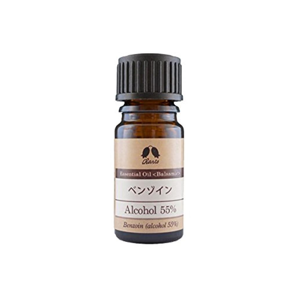 側溝夕方順応性カリス エッセンシャルオイル ベンゾイン (アルコール55%) オイル 5ml
