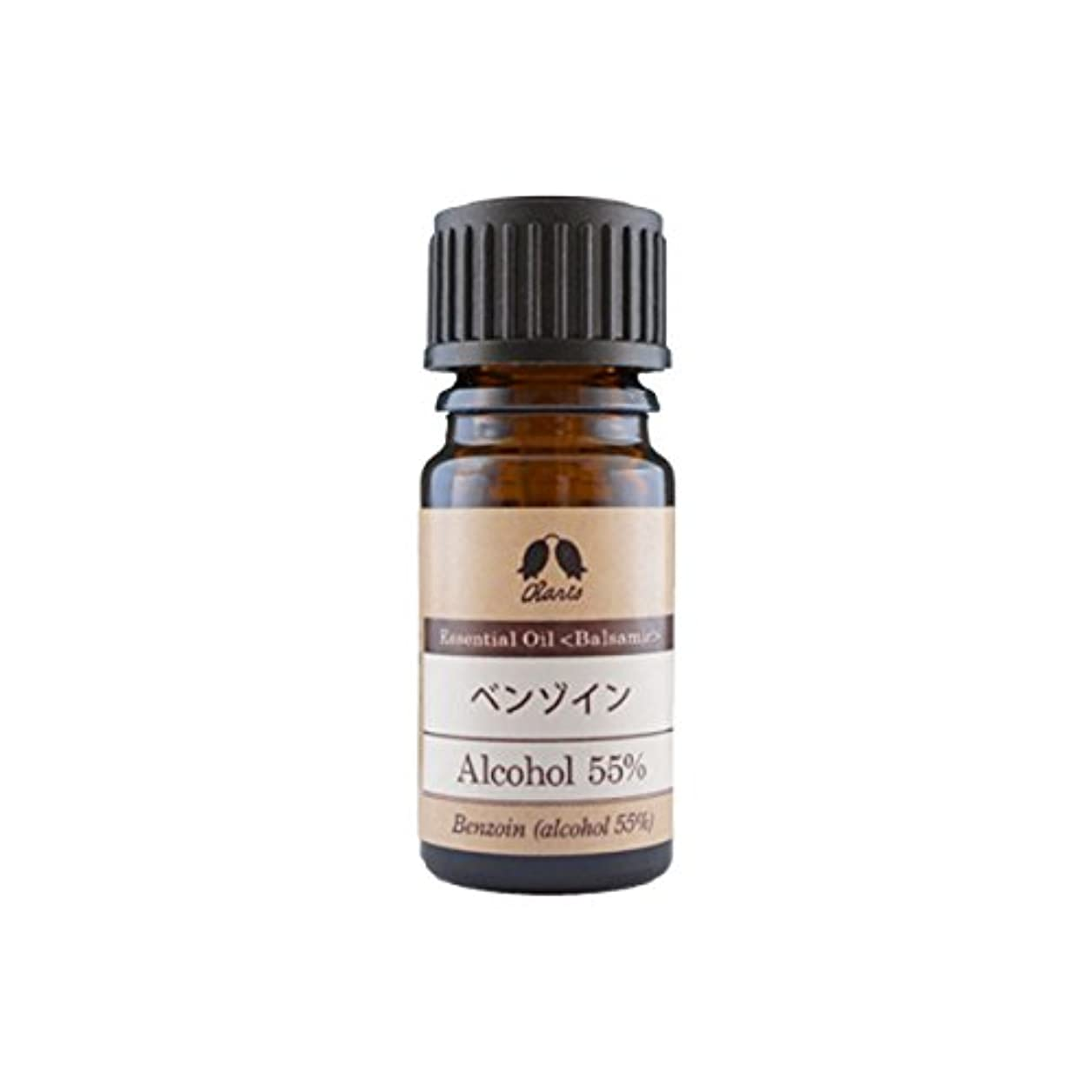 洗練された蓮エゴイズムカリス エッセンシャルオイル ベンゾイン (アルコール55%) オイル 5ml