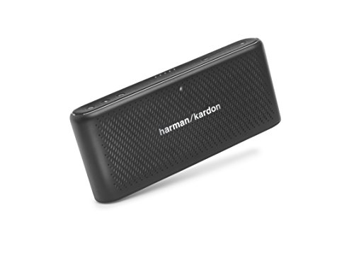 Harman Kardon TRAVELER Bluetoothスピーカー モバイルバッテリー機能付き ブラック HKTRAVELERBLK 【国内正規品】