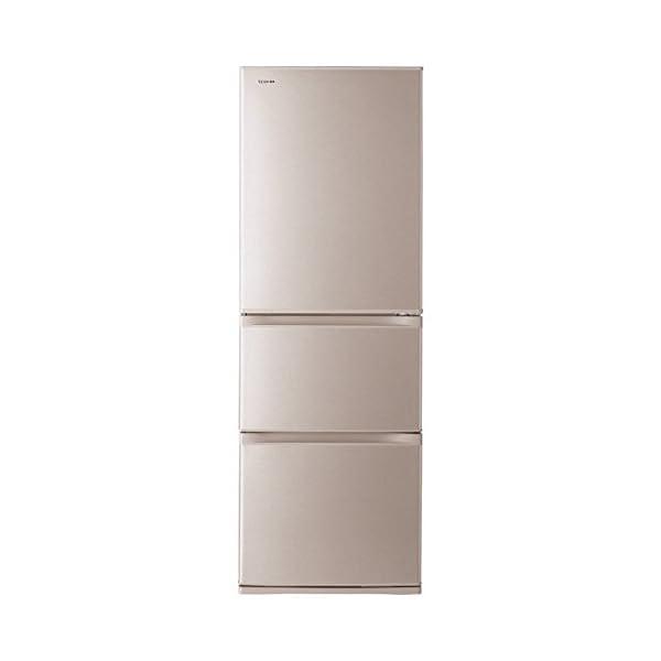 東芝 冷凍 冷蔵庫 380(L) 右開き GR-...の商品画像