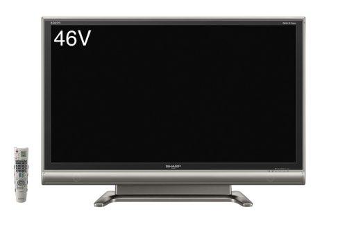 シャープ AQUOS LC-46GX3W 46V型 フルハイビジョン 液晶 テレビ