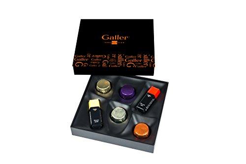 【 Galler ( ガレー ) ベルギー王室御用達 チョコレート 】 プラリネ アソート 6個入り