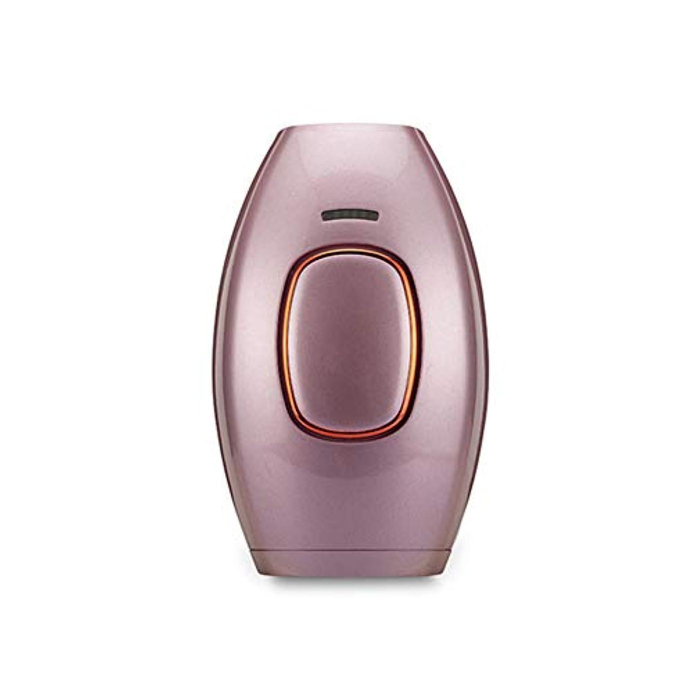 ポータブルIPLレーザー脱毛システム30万回のフラッシュ無痛常設パルス光脱毛器デバイス、にとってボディフェイス脇の下ビキニライン,Rose