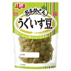 フジッコ おまめさん うぐいす豆 140g×10袋入×(2ケース)