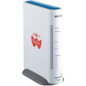 BUFFALO FREE SPOT導入キット 無線LAN G54 FS-G54