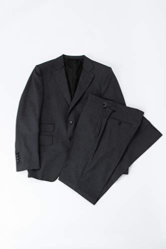 (トムフォード) TOM FORD 2ピーススーツ ビジネススーツ ダークグレイ メンズ (511R27 21YA4C) 【並行輸入品】