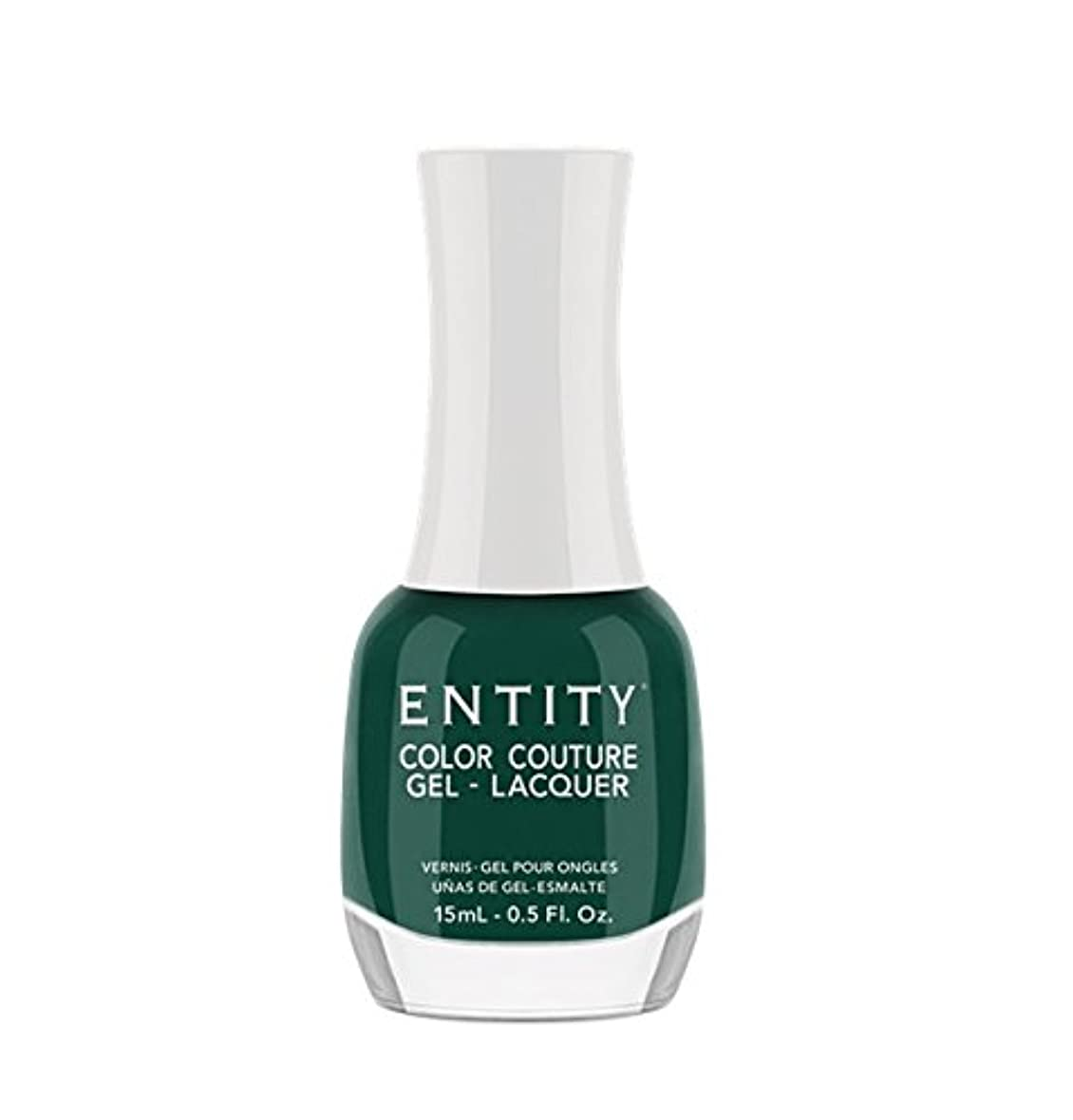 衝動教育学従順Entity Color Couture Gel-Lacquer - Warming Trends - 15 ml/0.5 oz