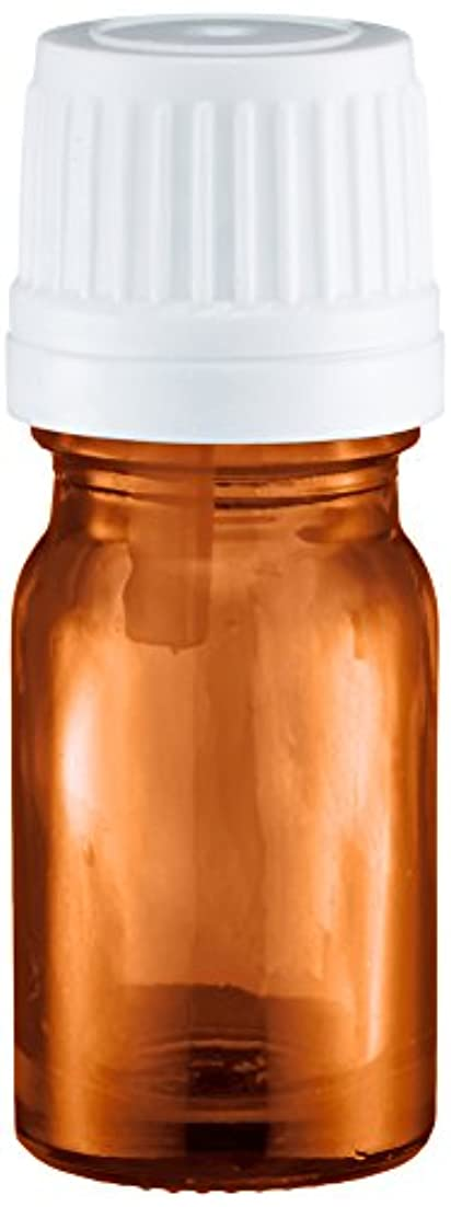 スリップシューズサドルボールease 遮光ビン 茶色 5ml ×50本