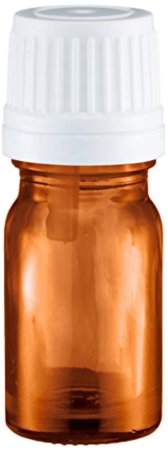 ケイ素有名な迷信ease 遮光ビン 茶色 5ml ×50本