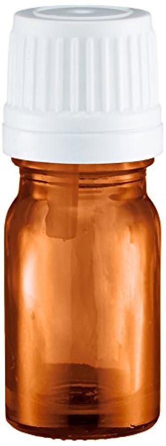 偽装するパール証明書ease 遮光ビン 茶色 5ml ×50本