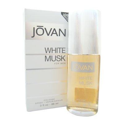 ジョーバン・ホワイトムスク フォーメン EDC 88ml (香水) [並行輸入品]