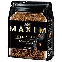 AGF MAXIM ディープライン 袋 70g×24袋入 マキシム