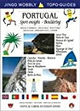 Portugal. Sport onsight - Bouldering. Kletterfuehrer