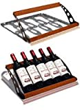 EuroCave(ユーロカーブ)ワインセラー 棚板 ディスプレイキット(MK) 引き出し棚(MS)オプション 最大収容本数12本