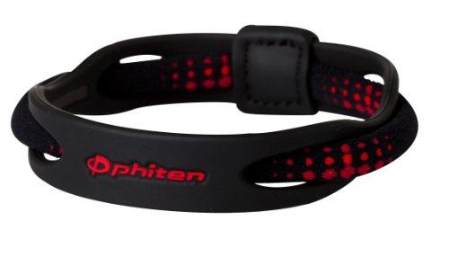 ファイテン(phiten) ブレスレット X50 シリコーン ハイブリッド ブラック