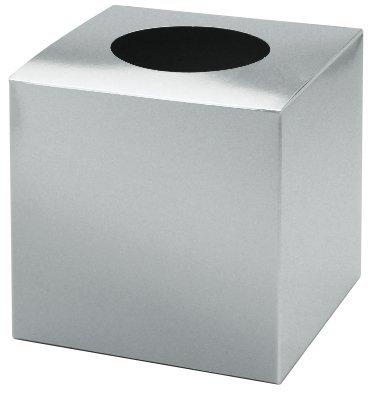 タカ印 抽選用品 抽選箱 銀色 無地 37-7908