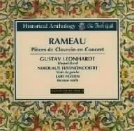 ラモー:コンセールによるクラヴサン曲集