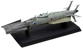 ファインモールド 松本零士メカニクルユニバースシリーズ 太陽系連邦軍 旧地球連邦 宇宙防衛連合艦隊 ミサイル護衛艦 1/500スケール プラモデル MC2