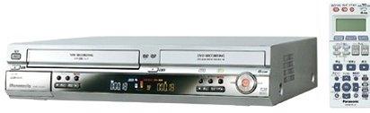 パナソニック DVDレコーダー VHSビデオ一体型 DIGA DMR-ES30V-S