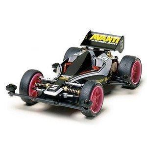 レーサーミニ四駆シリーズ アバンテJr. ブラックスペシャル 18506