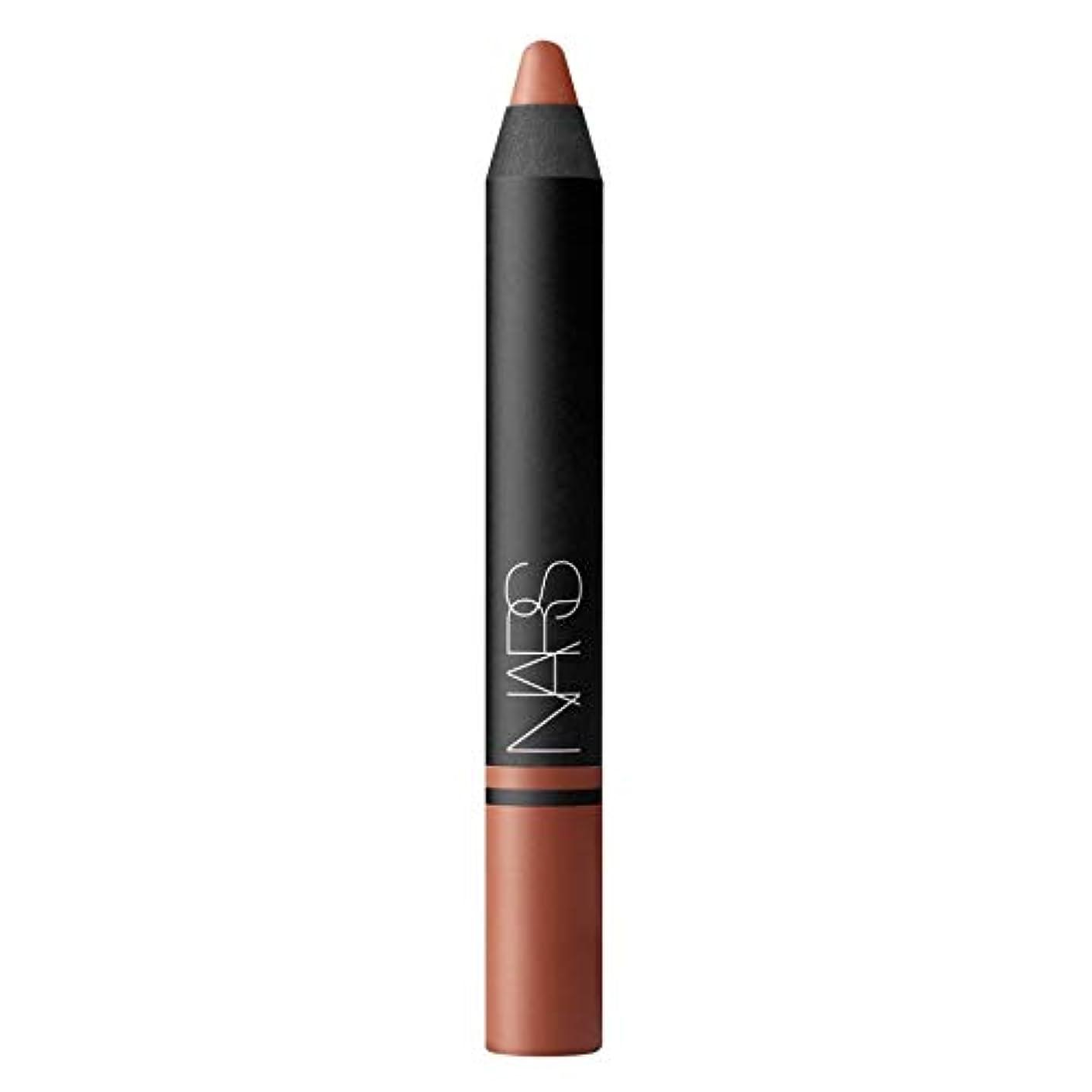 仲介者ミュート一[NARS] HetのトイレでのリップペンシルサテンのNar - Nars Satin Lip Pencil in Het Loo [並行輸入品]