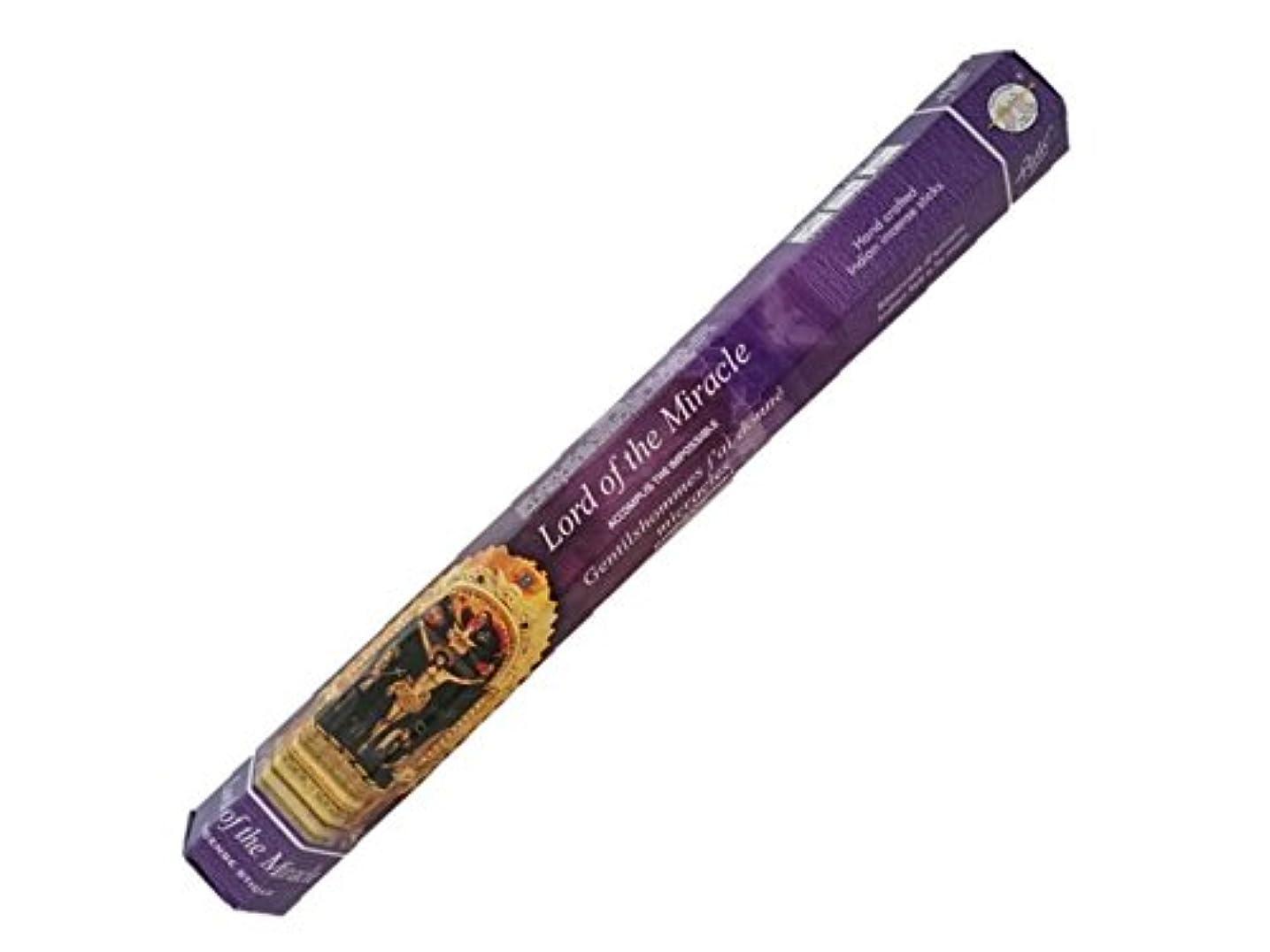 含意ストラトフォードオンエイボン必需品flute(フルート)お香:ロード?オブ?ザ?ミラクル スティックお香/インセンス/1箱