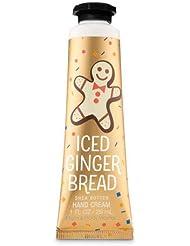 【Bath&Body Works/バス&ボディワークス】 シアバター ハンドクリーム アイスジンジャーブレッド Shea Butter Hand Cream Iced Gingerbread 1 fl oz / 29 mL...