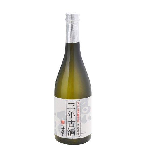 忠孝 3年古酒 原酒 泡盛 瓶 43度 720ml