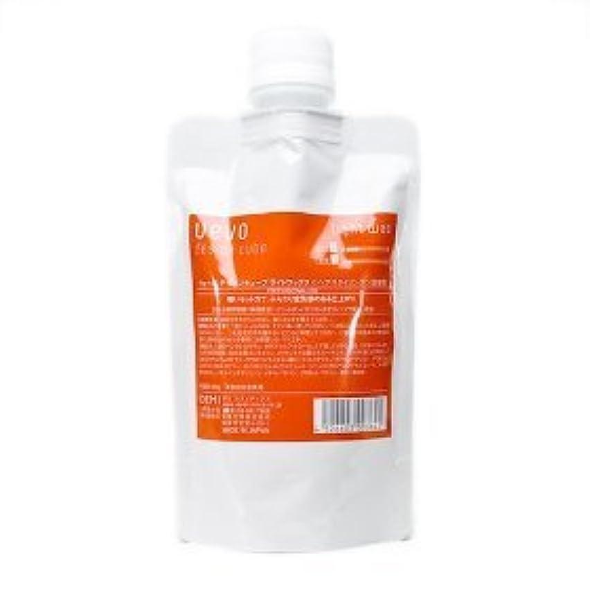 泥だらけ資本酒【X3個セット】 デミ ウェーボ デザインキューブ ライトワックス 200g 詰替え用