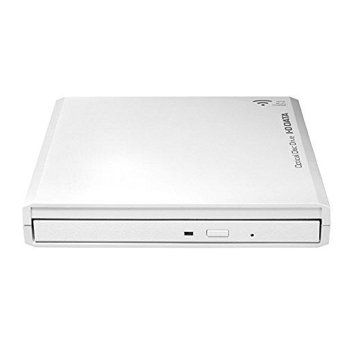 I-O DATA iPhone スマホ タブレット DVD再生 CD取込 iOS/Android/Wi-Fi接続 「DVDミレル」 DVRP-W8AI
