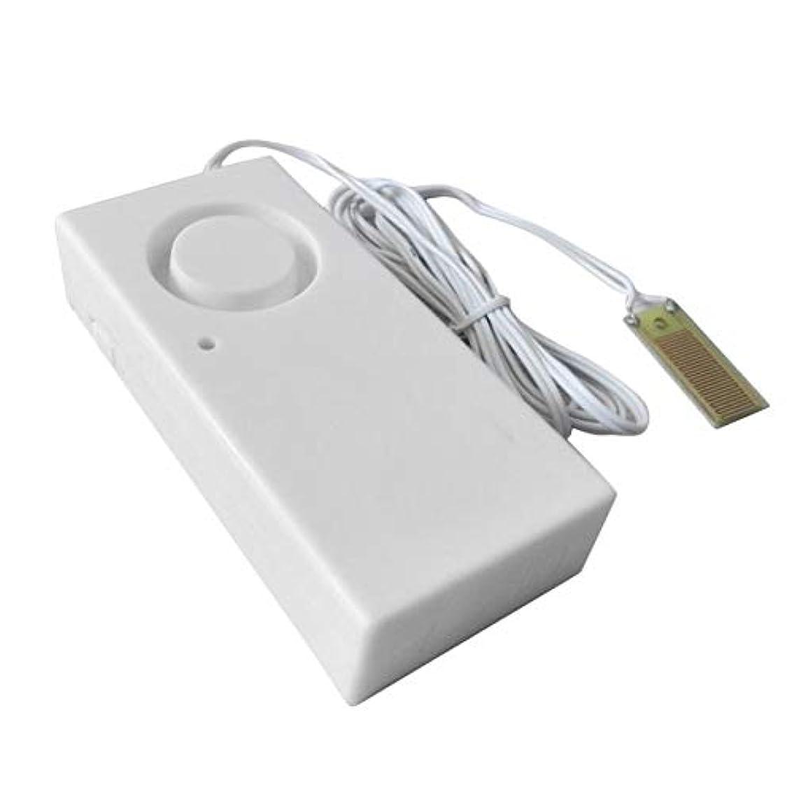 核手順配列Madeling 水オーバーフロー漏出警報センサーの探知器120dBの水位警報ホームセキュリティーの警報システムは単独で働きます