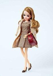 リカ スタイリッシュドールコレクション カプチーノワンピーススタイル 22cm 人形