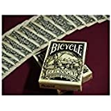 Bicycle Golden Spike Deck by Jody Eklund - Trick by USPCC [並行輸入品]