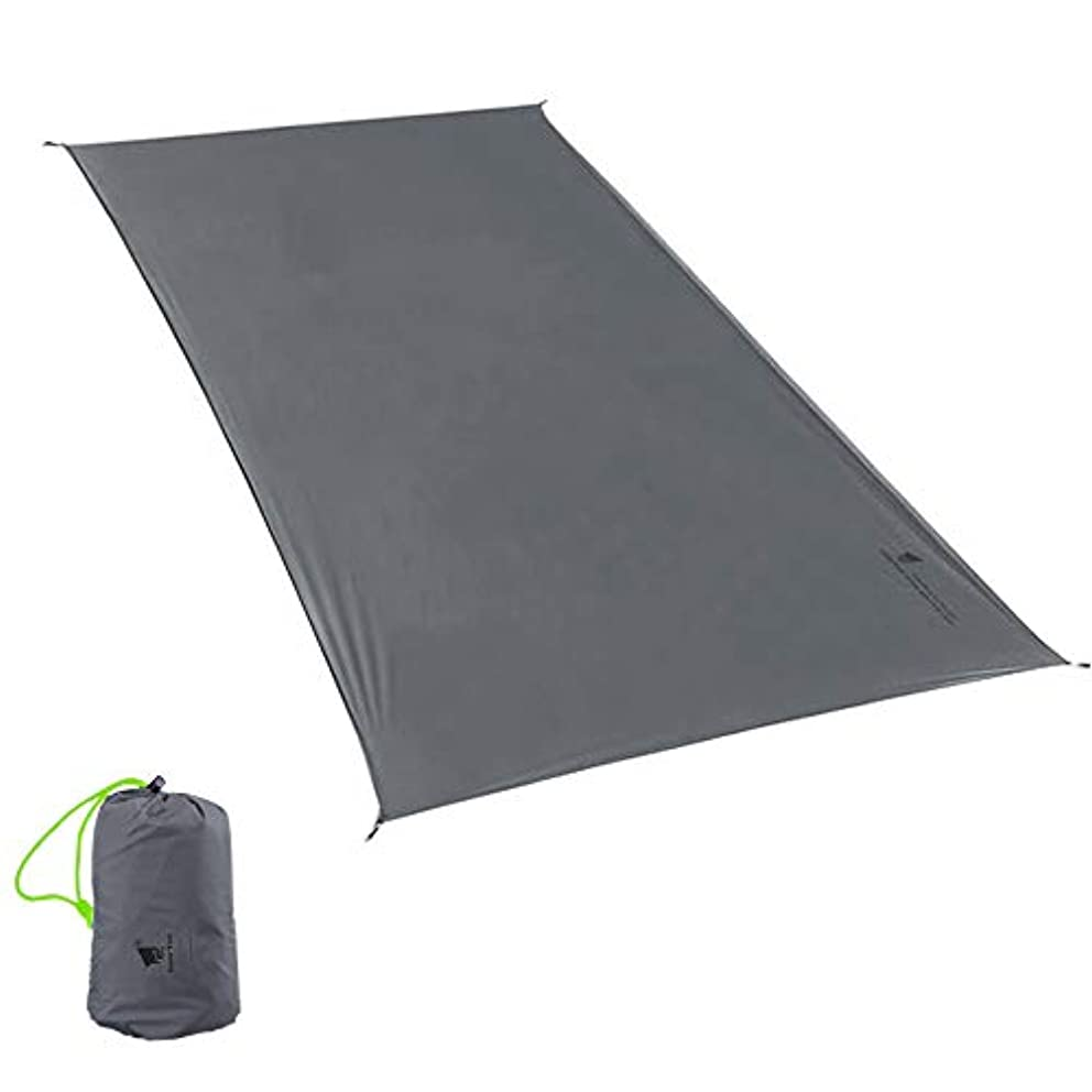 脱獄助言するアルバニーGEERTOP 1~4人 シリコナイジング キャンプ マット フロアマット ピクニックパッド 防水 テントシート(70/90/140/180/260 cm)