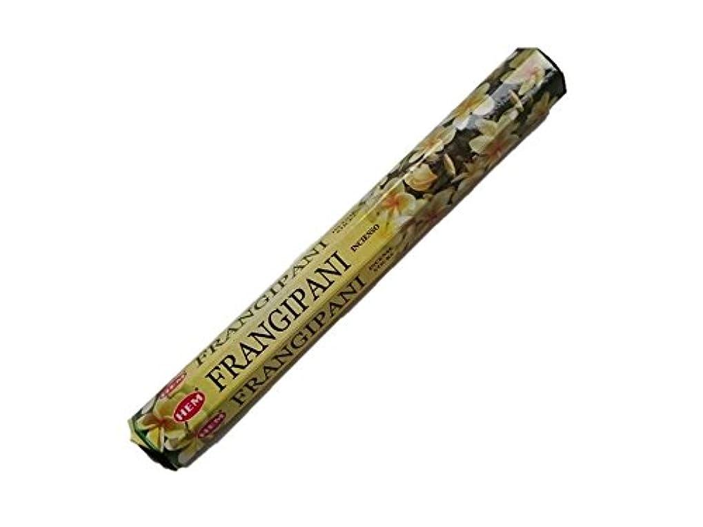 ジャンプステージ化合物HEM(ヘム)お香:フランジパニ(プルメリア) スティックお香/インセンス/1箱