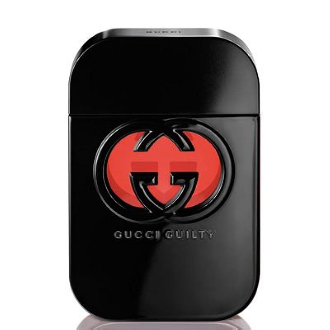カフェテリアハミングバード許さないグッチ ギルティ ブラック EDT SP 50ml(並行輸入品)