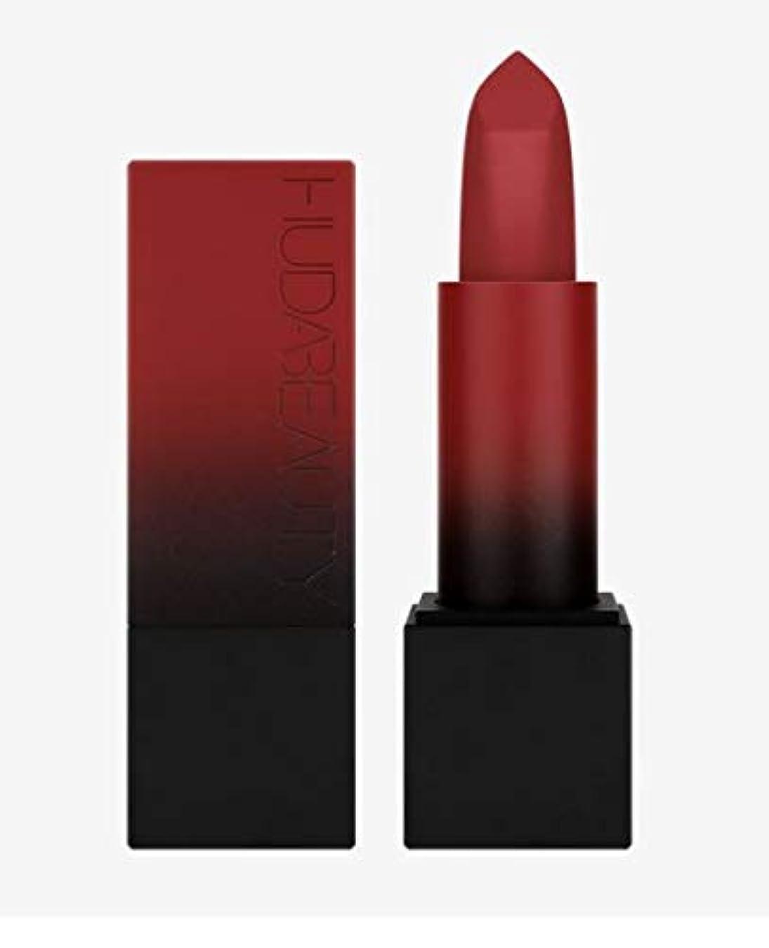 追い払う人工的な尊敬するHudabeauty Power Bullet Matte Lipstick マットリップ Promotion Day