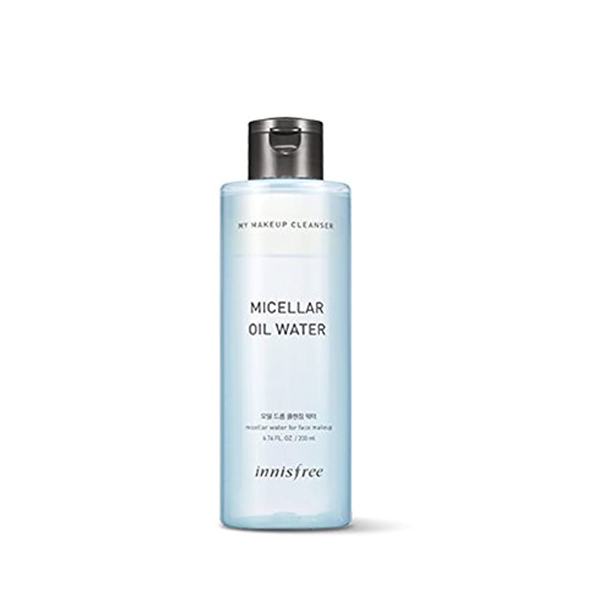 イニスフリーマイメイクアップクレンザー - ミセルラオイルウォーター200ml Innisfree My Makeup Cleanser - Micellar Oil Water 200ml [海外直送品][並行輸入品]