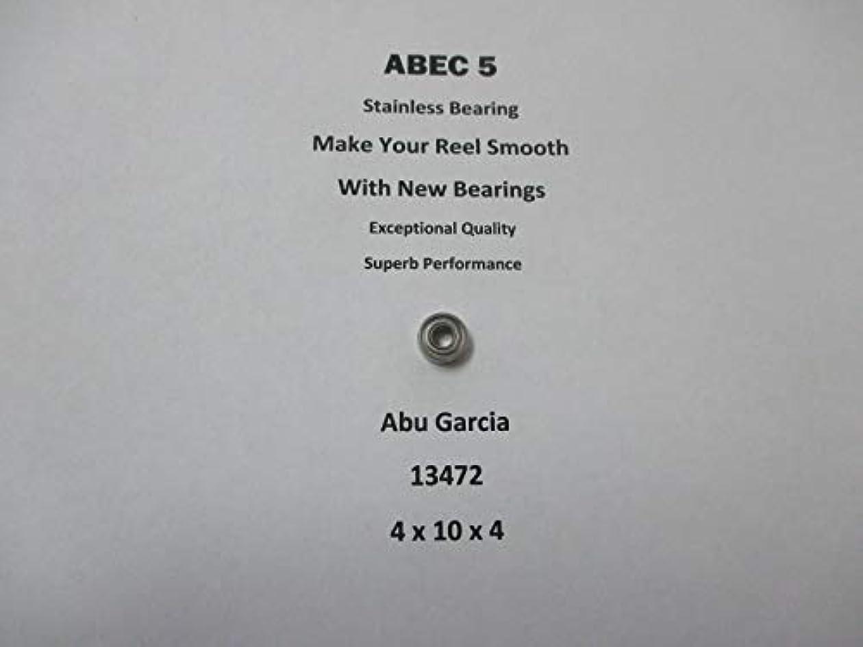 十年ふりをする空のAbu Garcia リールパーツ 6500 C3 99-10 13472 ABEC 5ステンレスベアリング 3 x 10 x 4#01
