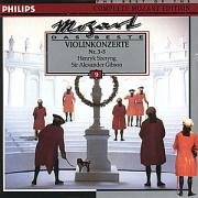 Mozart: Violin Concertos 3