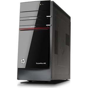 ヒューレット・パッカード デスクトップパソコン HP Pavilion h8-1280 SSD・GTX580モデル A3T45AV-AAAA