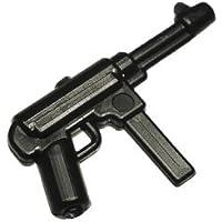 レゴブロック カスタム パーツ サブマシンガン MP40:[Black / ブラック] 【並行輸入品】