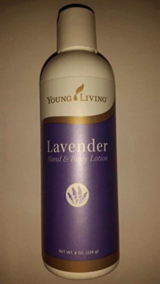 レンダリング湿った儀式Young Living ラベンダーハンド&ボディローション - 8 fl。オンス