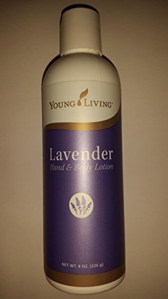 適合しました部分的にこしょうYoung Living ラベンダーハンド&ボディローション - 8 fl。オンス