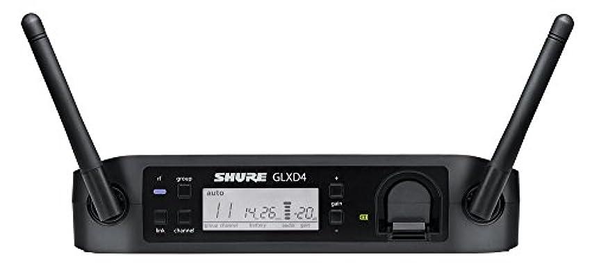 数学円形のマットレスSHURE ワイヤレスシステム用 受信機 GLX-Dシリーズ シングルチャンネル ダイバーシティ GLXD4J 【国内正規品】